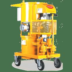 Miscelatore iniettore di cemento b3