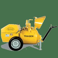 Trasportatrice di sottofondi Tragen B250E